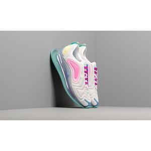 Nike W Air Max 720 White/ Light Aqua-Chalk Blue-Psychic Pink