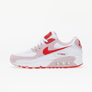 Nike W Air Max 90 QS White/ University Red-Tulip Pink-White