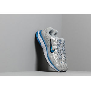 Nike W P-6000 Metallic Silver/ Team Royal-White-Black