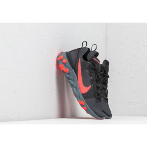 Nike W React Element 55 Black/ Solar Red-Cool Grey