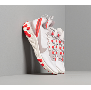 Nike W React Element 55 Platinum Tint/ Silver Lilac-Track Red