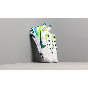 Nike W React Element 55 White/ Blue Force-Summit White