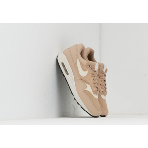 Nike Wmns Air Max 1 Premium Linen/ Pale Ivory-Summit White-Black