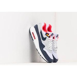 Nike Wmns Air Max 1 White/ Midnight Navy-Pure Platinum