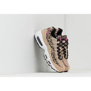 Nike Wmns Air Max 95 Premium Desert Ore/ Laser Fuchsia-Black-Wheat