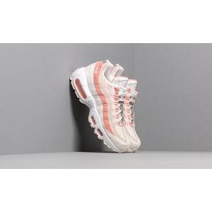 Nike Wmns Air Max 95 Sail/ White-Bleached Coral