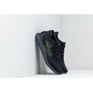 Nike Wmns Free RN Flyknit 2018 Black/ Anthracite