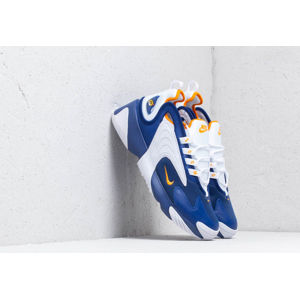 Nike Zoom 2K Deep Royal Blue/ Orange Peel-White