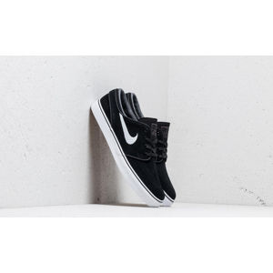 Nike Zoom Stefan Janoski Black/ White-Thunder Grey-Gum Light Brown