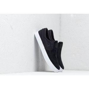 Nike Zoom Stefan Janoski Slip Black/ Black-White