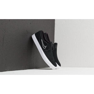 Nike Zoom Stefan Janoski Slip Black/ Light Bone/ White