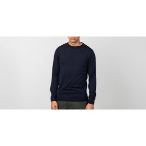 Norse Projects Sigfred Merino Sweater Dark Navy