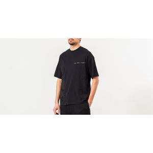 Oakley by Samuel Ross Zip Paneled Shortsleeve Tee Charcoal