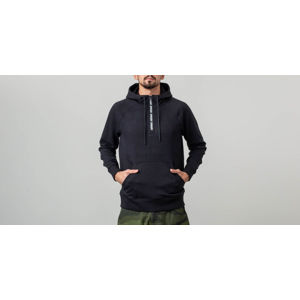 Oakley Street Logo Half Zip Fleece Blackout