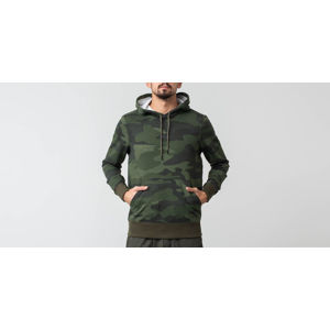 Oakley Street Logo Hooded Fleece Hoodie Core Camo