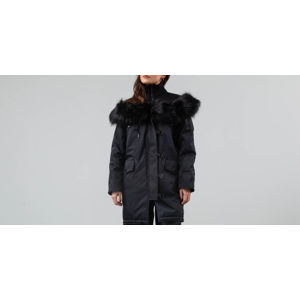 Opening Ceremony Parklife Parka Black