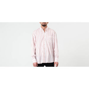 Our Legacy Borrowed BD Shirt Printed Red Stripe
