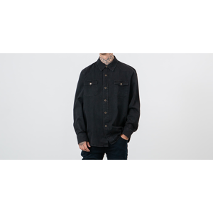 Our Legacy New Frontier Shirt Black Denim