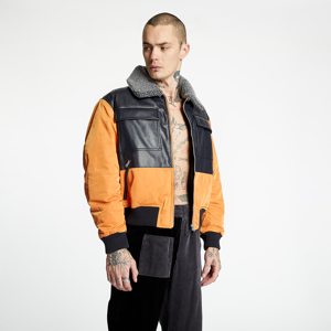 PACCBET Jacket Black/ Orange