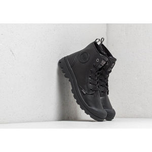 Palladium Pampa Hi Zip Pony PR Black/ Black