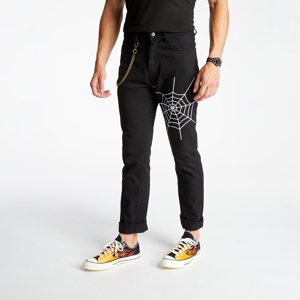 PLEASURES Dozer Denim Pants Black