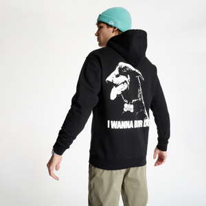 PLEASURES I'm Lost Hoody Black