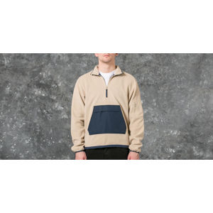 Polar Gonzales Fleece Jacket Sand/ Navy