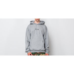 Polar Skate Co. American Fleece Hood Grey Heather
