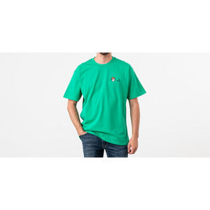 Polar Skate Co. Castle Fill Logo Tee Green