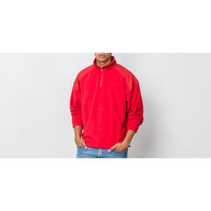 Polar Skate Co. Lightweight Fleece Pullover Red