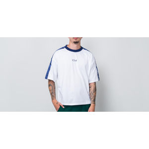 Polar Skate Co. Tape Surf Tee White/ Navy