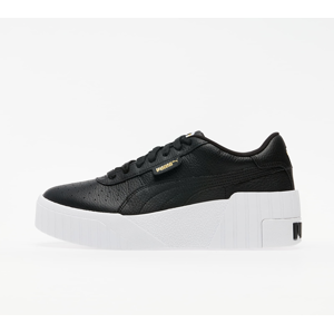 "Puma Cali Wedge Wn""s Puma Black-Puma White"