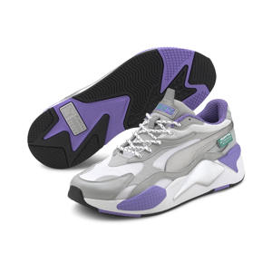 Puma MAPM RS-X³ Mrcds Tm Silver-White-Luminous Purple