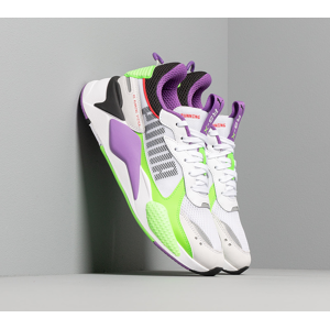Puma RS-X Bold Puma White/ Green Gecko/ Royal Lilac