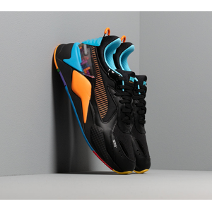 Puma x Tetris RS-X Puma Black/ Luminous Blue