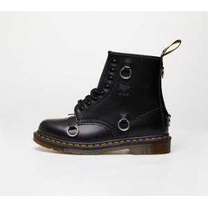 Raf Simons x Dr.Martens High Ring Black Cow Leather