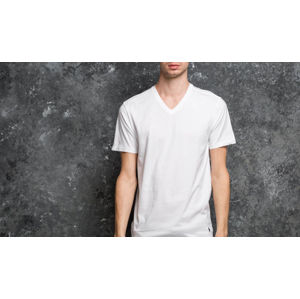Ralph Lauren 2 Pack V-Neck Tees White