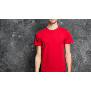 Ralph Lauren Short Sleeve Crew Tee Red