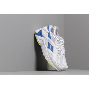 Reebok Aztrek White/ Cold Grey/ Cobalt/ Lime