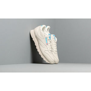Reebok Classic Leather MU Chalk/ Paperwhite/ Cyan