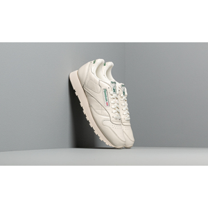 Reebok Classic Leather Mu Chalk/ Paperwhite/ Green