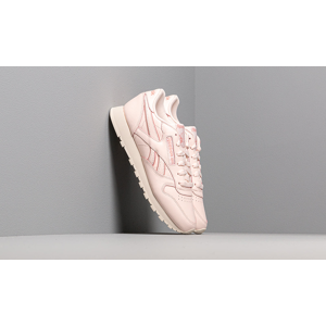 Reebok Classic Leather Pale Pink/ Paper White/ Chalk