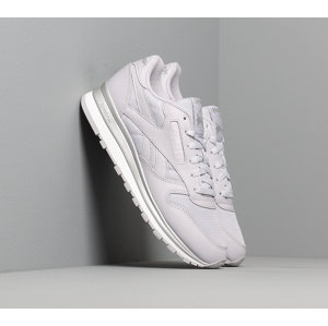 Reebok Classic Leather Sterling Grey/ Silver Metalic/ White