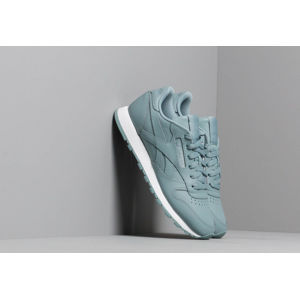 Reebok Classic Leather W Teal Fog/ White