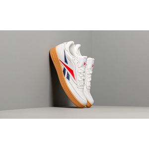Reebok Club C 85 Mu White/ Scarlet/ Blue