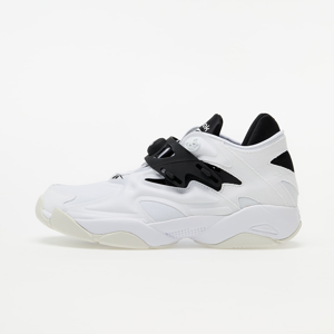 Reebok Pump Court White/ Black/ Trace Grey 1