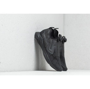 Reebok Pump Supreme Flexweave Black/ Ash Grey