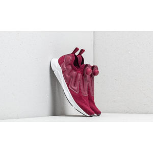 Reebok Pump Supreme Ice-Wine/ Cranberry/ Black/ White