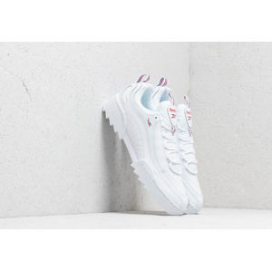Reebok Rivyx Ripple White/ Excellent Red/ Blue