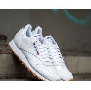 Reebok W Classic Leather White/ Gum
